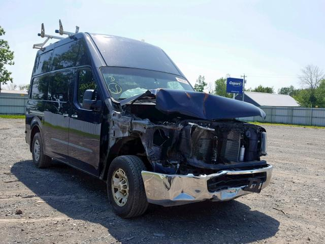 click here to view 2012 NISSAN NV 2500 at IBIDSAFELY
