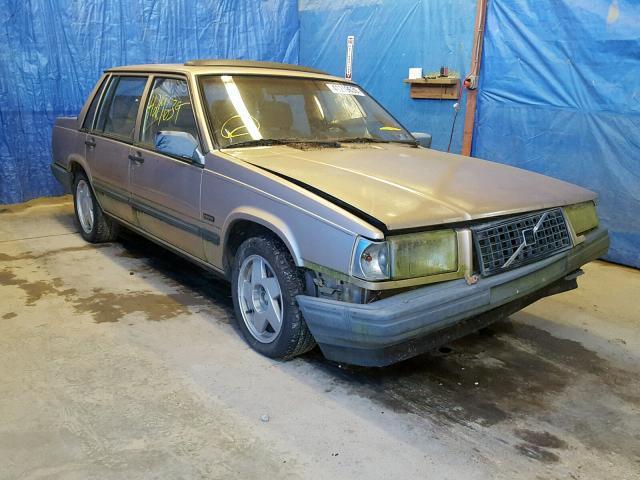 1990 Volvo 740 2 3L 4 for Sale in Adamsburg PA - Lot: 41219639