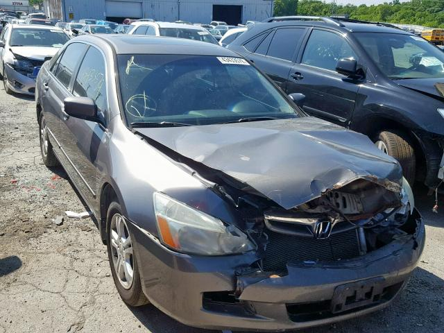 2007 Honda Accord EX en venta en Hammond, IN