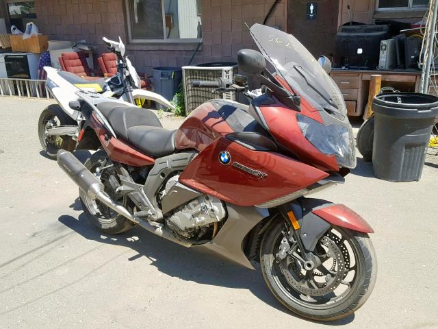 Salvage 2012 BMW K1600 GT for sale