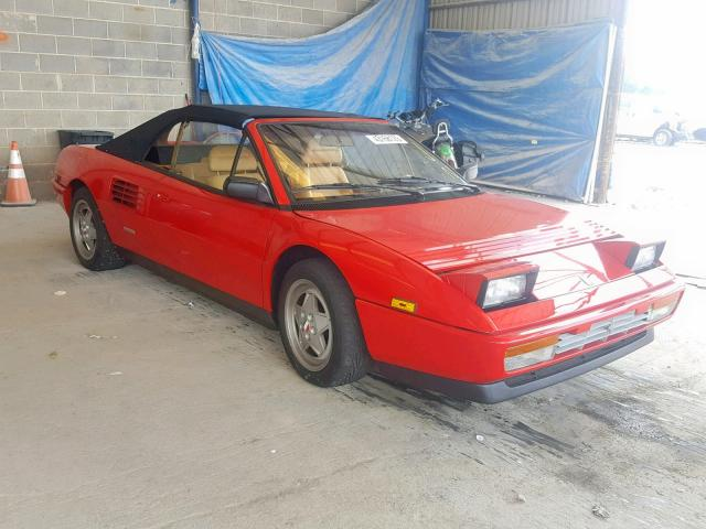 click here to view 1993 FERRARI MONDIAL T at IBIDSAFELY