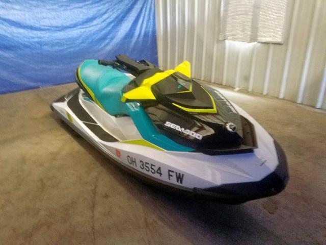 Salvage 2018 Seadoo GTI for sale