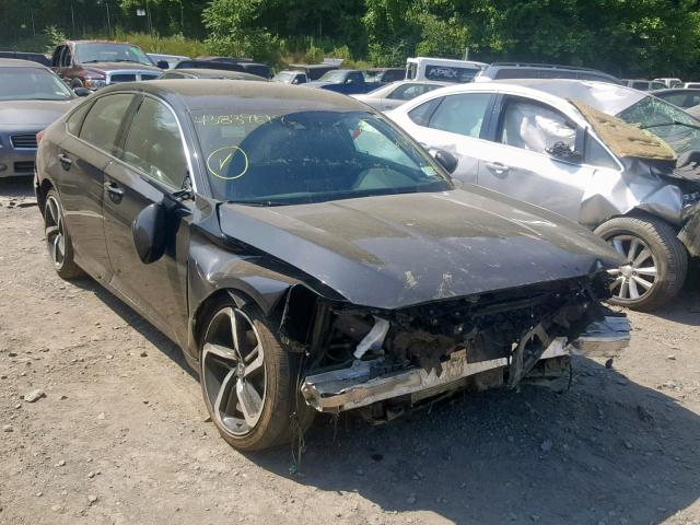 Salvage 2018 HONDA ACCORD SPO - Small image. Lot 43839619