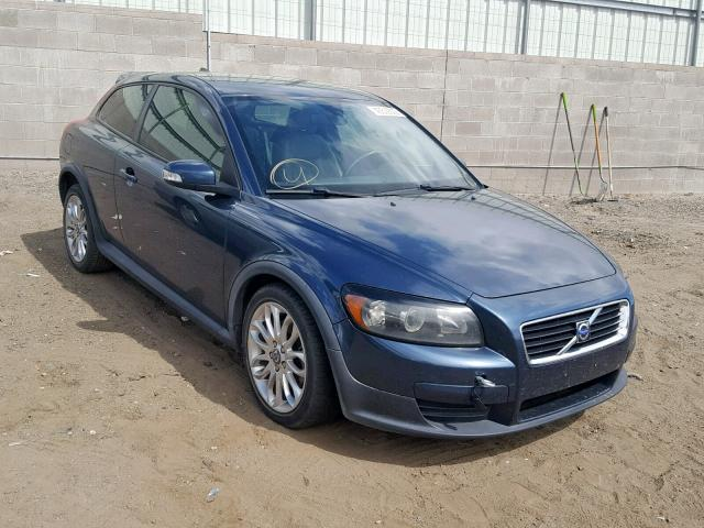 click here to view 2009 VOLVO C30 T5 at IBIDSAFELY