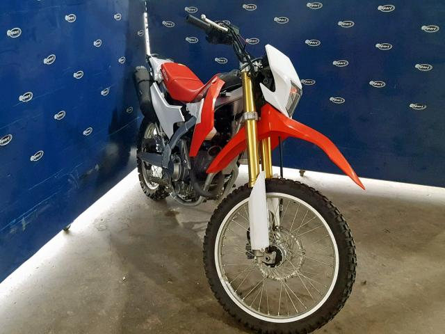 click here to view 2014 HONDA CRF250 L at IBIDSAFELY