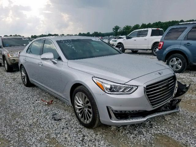 click here to view 2017 GENESIS G90 PREMIU at IBIDSAFELY