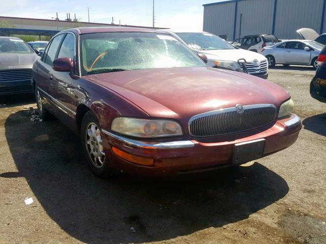 click here to view 2002 BUICK PARK AVENU at IBIDSAFELY