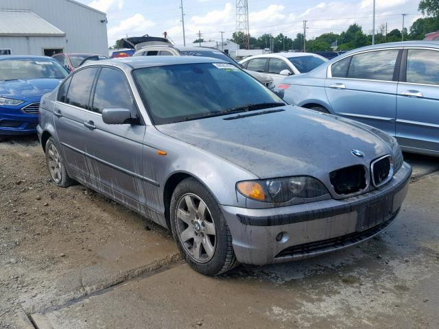 Salvage 2004 BMW 325 XI for sale