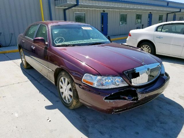 click here to view 2007 LINCOLN TOWN CAR D at IBIDSAFELY