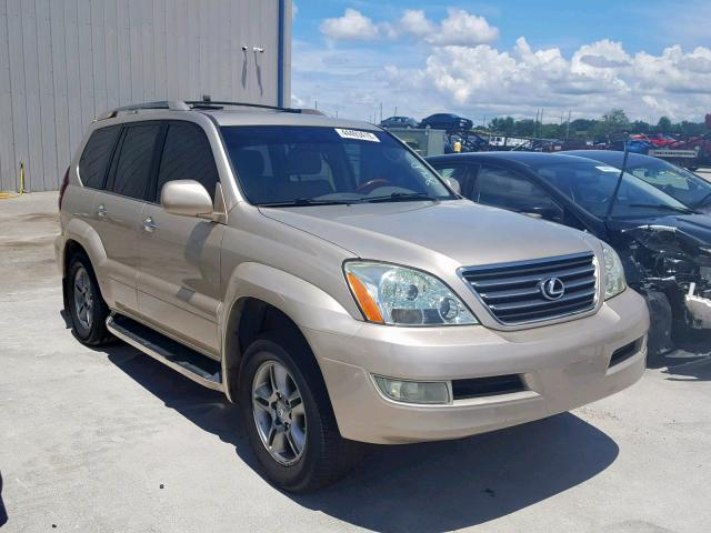 click here to view 2008 LEXUS GX 470 at IBIDSAFELY