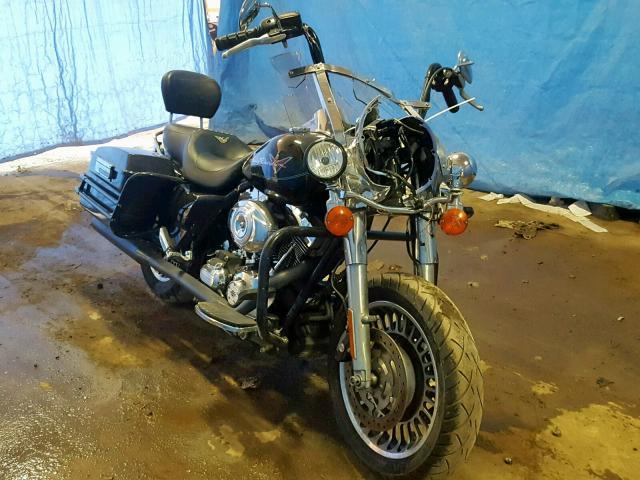 Salvage 2012 Harley-Davidson FLHR ROAD for sale