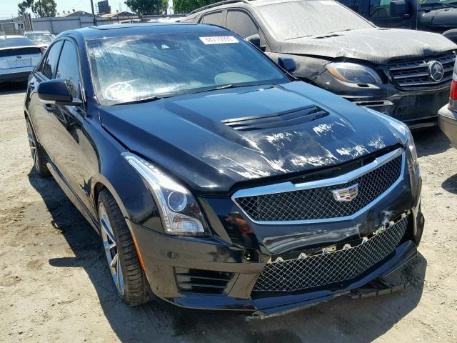 click here to view 2017 CADILLAC ATS-V at IBIDSAFELY