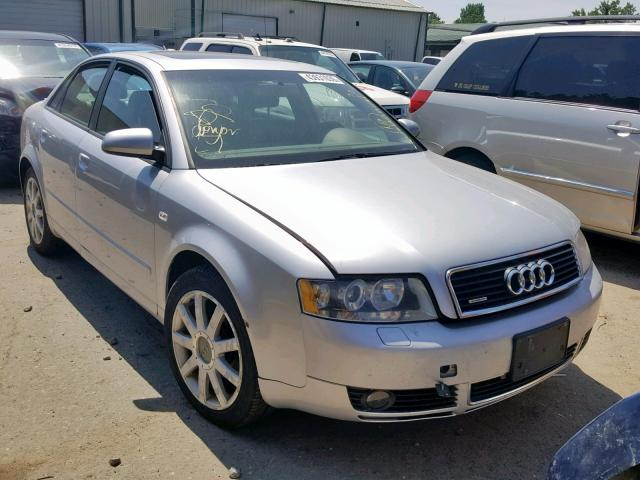 click here to view 2005 AUDI A4 1.8T QU at IBIDSAFELY