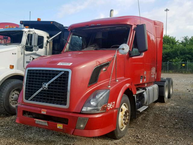 2013 Volvo Vn Vnl 15 0l 6 For Sale In Columbus Oh Lot 43405939