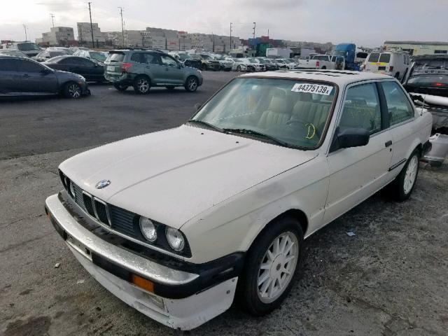 1986 BMW 325 E Photos | CA - LONG BEACH - Salvage Car