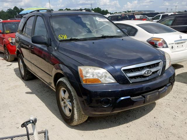 2009 KIA Sorento LX for sale in Houston, TX