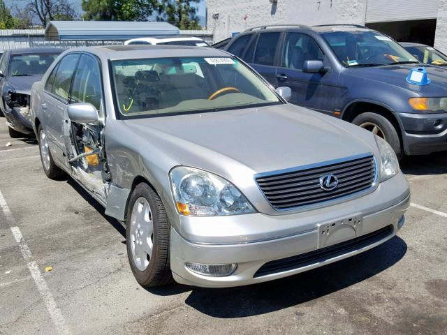 2003 Lexus Ls430 >> 2003 Lexus Ls 430 4 3l 8 For Sale In Rancho Cucamonga Ca Lot 43874909