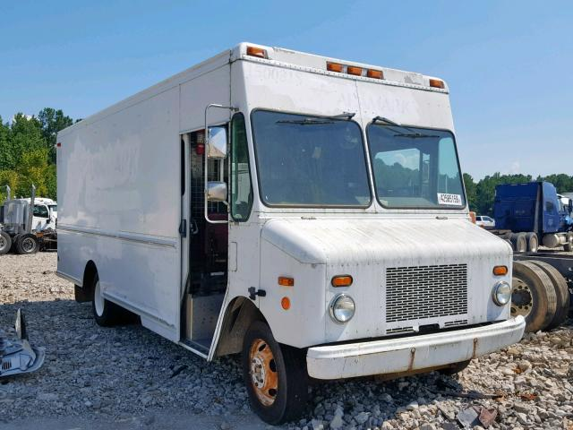 Salvage Workhorse Custom Chassis For Sale