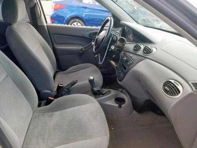 2001 Ford Focus Lx 2 0l 4 For Sale In Helena Mt Lot 44422489