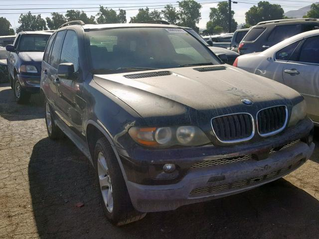 2004 Bmw X5 3 0i 3 0l 6 For Sale In Colton Ca Lot 44435849