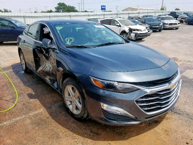 click here to view 2019 CHEVROLET MALIBU LS at IBIDSAFELY