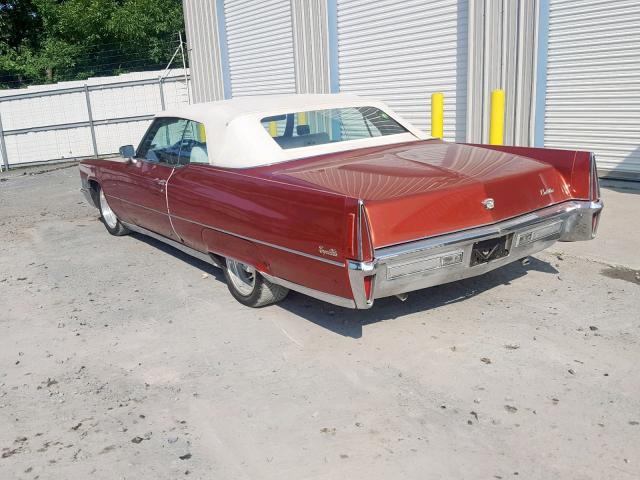 1970 Cadillac Deville للبيع في Albany NY - Lot: 44284659