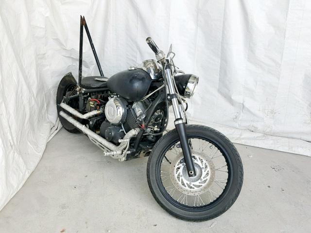 Salvage 2009 Yamaha XVS650 A for sale