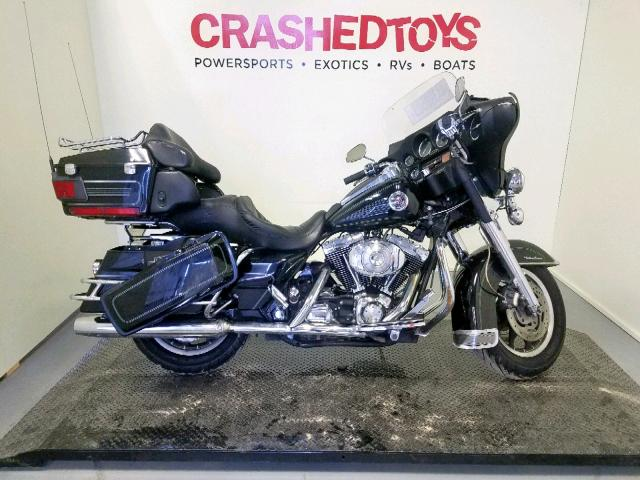 Salvage 2004 Harley-Davidson FLHTCUI for sale