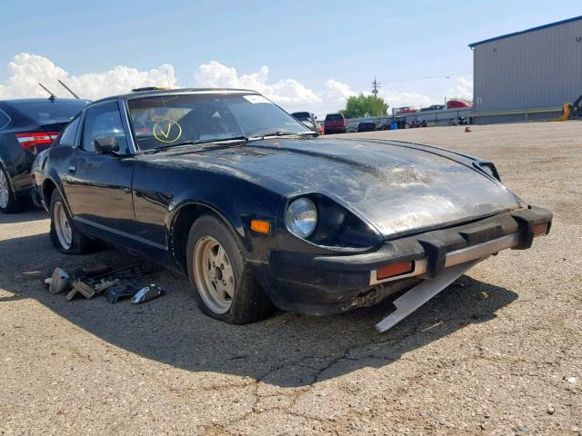 click here to view 1981 DATSUN 280ZX at IBIDSAFELY
