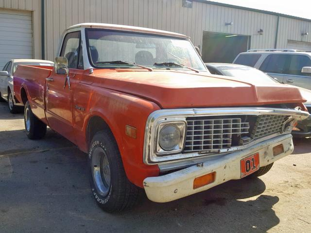 1971 Chevrolet C10 Stepsi for Sale in Ham Lake MN - Lot: 44197189