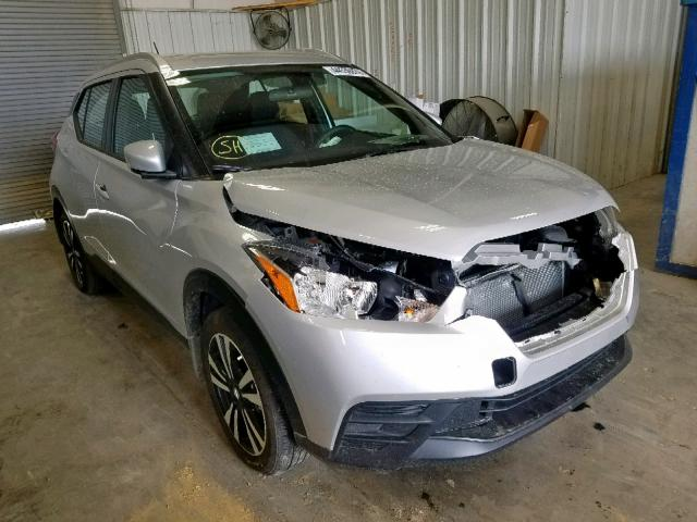 Salvage 2018 Nissan KICKS S for sale