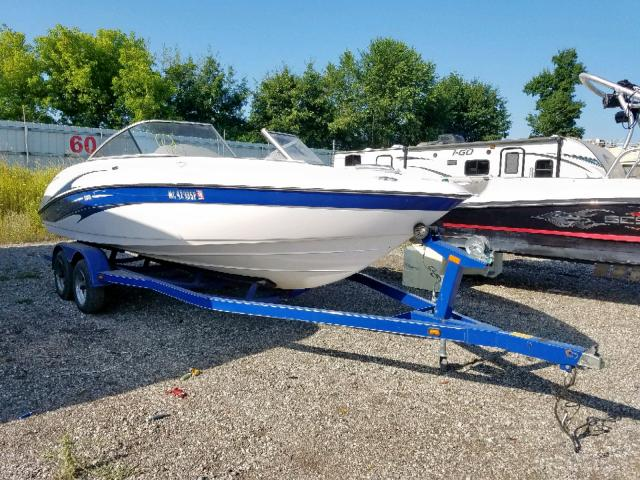 Yamaha Boat salvage cars for sale: 2005 Yamaha Boat