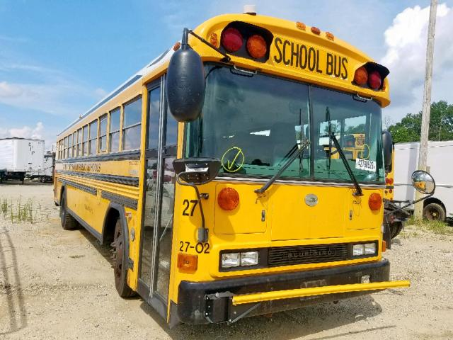 click here to view 2002 BLUE BIRD SCHOOL BUS at IBIDSAFELY