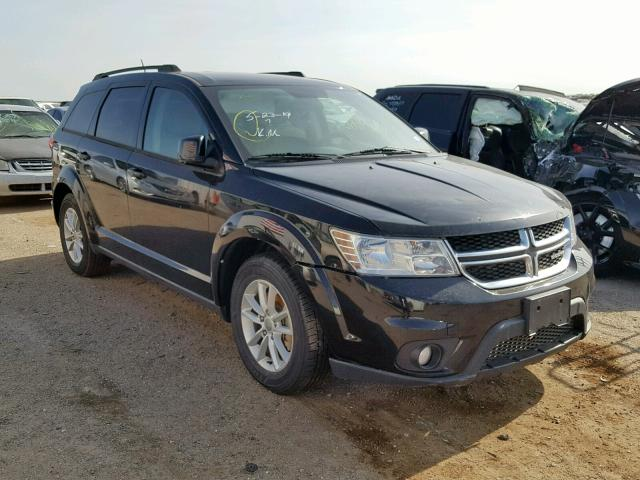 Salvage 2014 DODGE JOURNEY - Small image. Lot 26830280