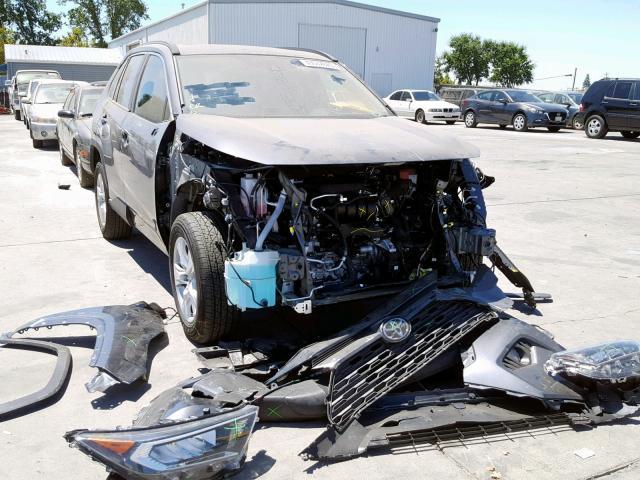2019 Toyota Rav4 Xle 2 5L 4 for Sale in Sacramento CA - Lot: 43532829