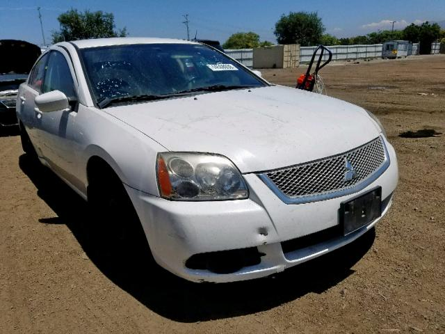 click here to view 2012 MITSUBISHI GALANT ES at IBIDSAFELY