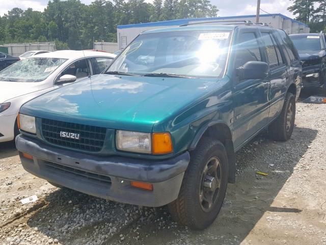 1997 Isuzu Rodeo S 3 2L 6 for Sale in Ellenwood GA - Lot: 43979219