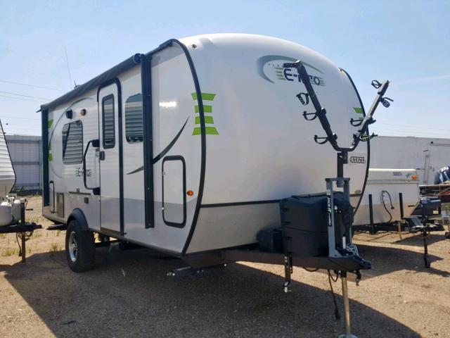 Flagstaff salvage cars for sale: 2019 Flagstaff Trailer