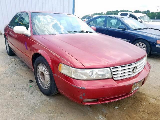 click here to view 2000 CADILLAC SEVILLE ST at IBIDSAFELY