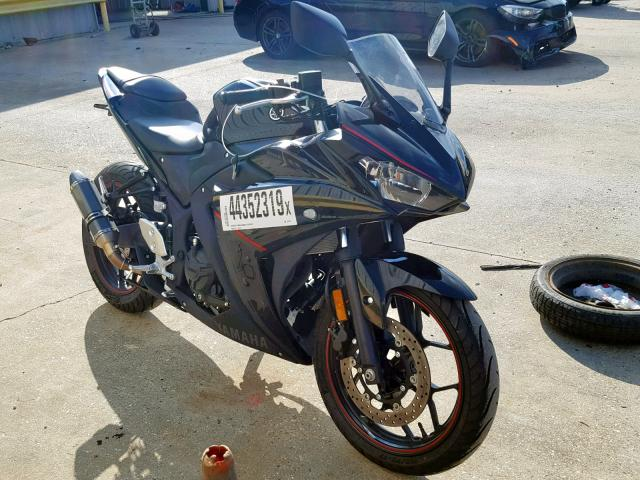 click here to view 2018 YAMAHA YZFR3 at IBIDSAFELY