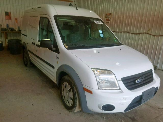 Salvage cars for sale from Copart Seaford, DE: 2013 Ford Transit CO