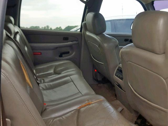 2005 Chevrolet Avalanche 5 3l 8 For Sale In Dunn Nc Lot 44369609