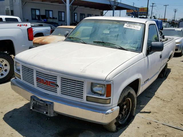 1991 GMC SIERRA C15