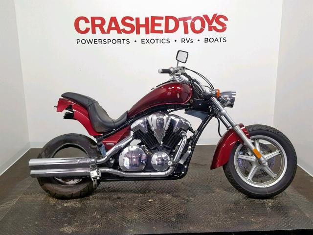click here to view 2010 HONDA VT1300 CR at IBIDSAFELY