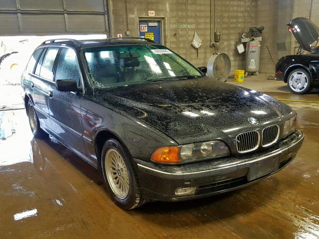click here to view 1999 BMW 540 IT AUT at IBIDSAFELY
