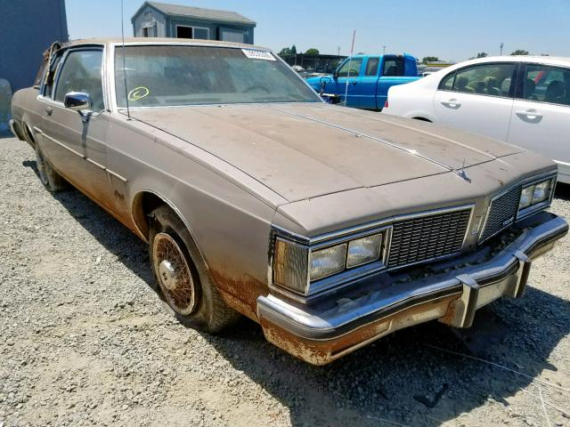 click here to view 1984 OLDSMOBILE DELTA 88 R at IBIDSAFELY