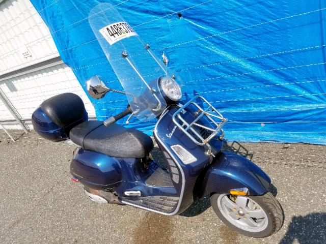 click here to view 2007 VESPA GRANTURISM at IBIDSAFELY
