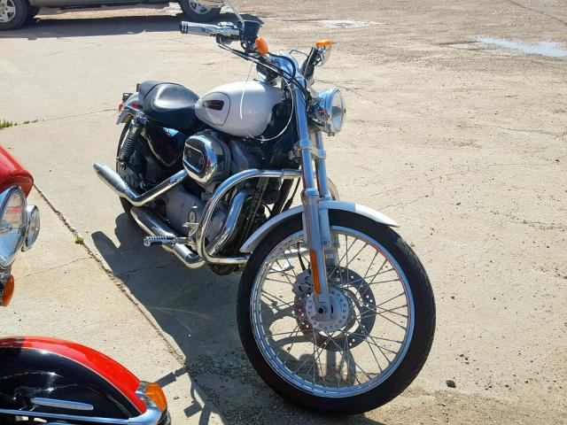 click here to view 2008 HARLEY-DAVIDSON XL883 C at IBIDSAFELY