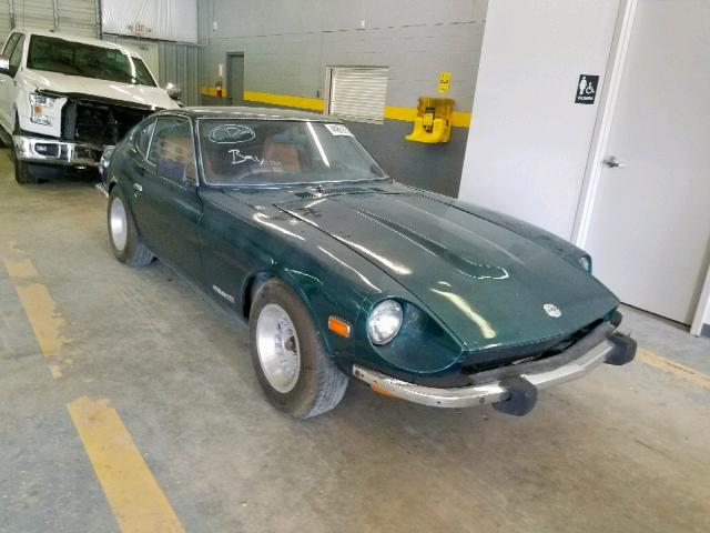 click here to view 1974 DATSUN 260Z at IBIDSAFELY