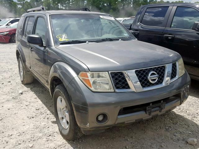 Salvage cars for sale from Copart Houston, TX: 2006 Nissan Pathfinder
